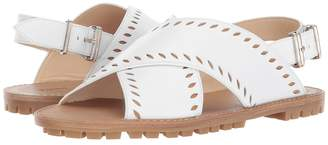 Jil Sander Navy JN30020 Women's Sandals