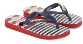 Havaianas Havianas USA Stripe Flip Flop