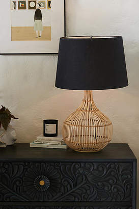 Anthropologie Remegio Table Lamp