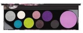 M·A·C MAC MAC Girls Pretty Punk Eye Shadow& Highlighter Palette