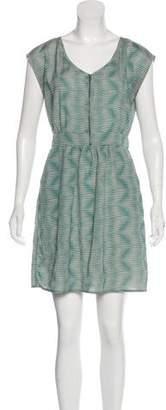 Needle & Thread Printed Sleeveless Mini Dress w/ Tags