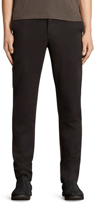 ALLSAINTS Pacific Regular Fit Chinos $145 thestylecure.com