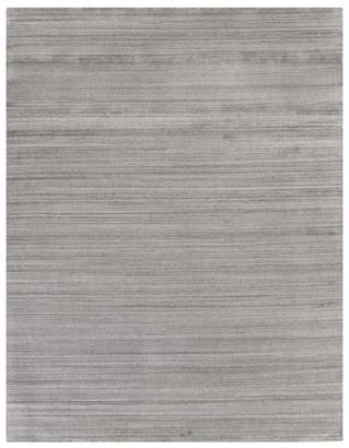 Hightower Exquisite Rugs Horizontal Stripe Rug Area Rug, 6' x 9'