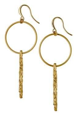 """Pilgrim Vilma Hoop Earrings-1.06"""""""