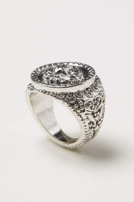 H&M Engraved Ring - Silver