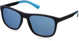 Armani Exchange A|X  Men's Injected Man Square Sunglasses