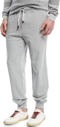 Loro Piana Cotton Fleece Sweatpants