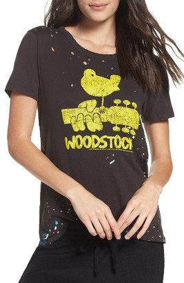 Women's Chaser Woodstock Lounge Tee $59 thestylecure.com