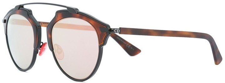 Christian Dior 'So Real' sunglasses
