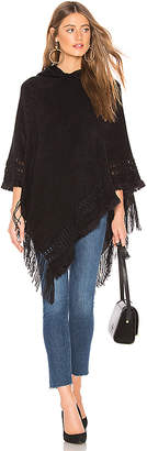 Tularosa Hooded Poncho