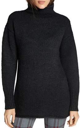 Sanctuary Curl Up Tunic Sweater