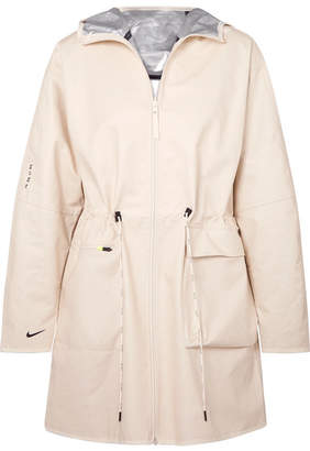 Nike Tech Pack 2.0 Reversible Linen And Cotton-blend Jacket - Cream