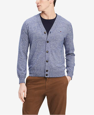 Tommy Hilfiger Men's Signature Cardigan Sweater