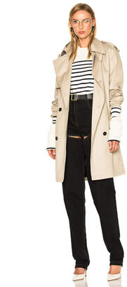 Y/Project Y Project Trench Coat