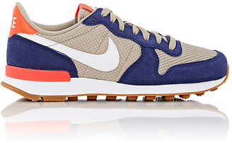 Nike Women's Internationalist Sneakers-NAVY $90 thestylecure.com