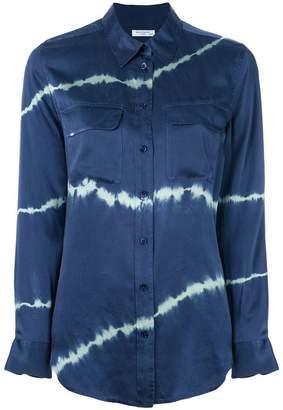 Equipment patterned shirt