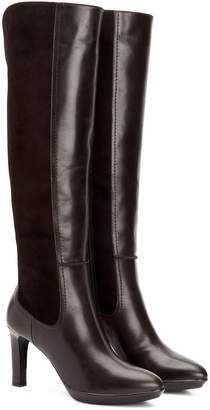 Aquatalia Ruby Waterproof Leather & Suede Boot