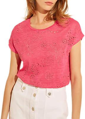 Gerard Darel Pasadena T-Shirt, Pink
