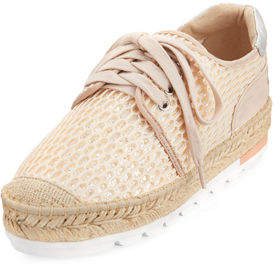 Lfl By Lust For Life Revolve Perforated Espadrille Sneaker