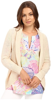 Lilly Pulitzer Brookside Cardigan $138 thestylecure.com