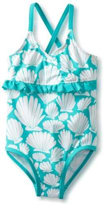 Hatley Hidden Shells Girl's Swimsuit