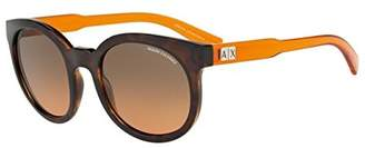 Armani Exchange Women's 0ax4057s Round Sunglasses 53.0 mm