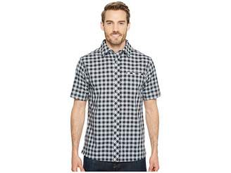 Smartwool Everyday Exploration Gingham Short Sleeve Shirt Men's Clothing