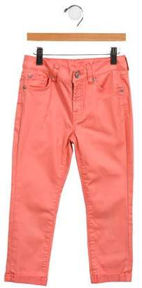 7 For All Mankind Girls' Five Pocket Jeans