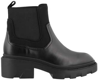 Ash Metro Slip On Ankle Boots