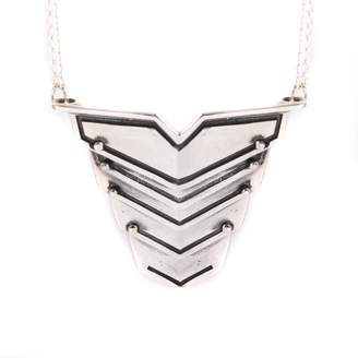 Lee Renee Romeo Necklace Silver