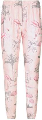 Wildfox Couture Pink Paradise Sweatpants