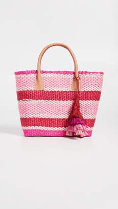 Signature Stripe Pocket Tote - ShopStyle 801237f753e4c