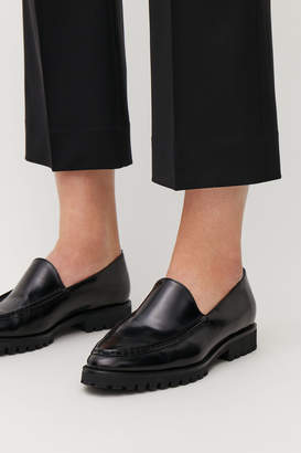 Cos RIDGED-SOLE LEATHER LOAFERS