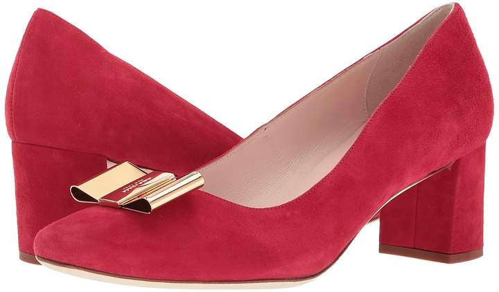 Kate Spade New York - Dijon Bow Women's 1-2 inch heel Shoes