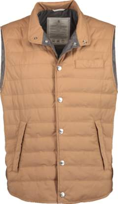 Brunello Cucinelli Goose Down Padded Vest