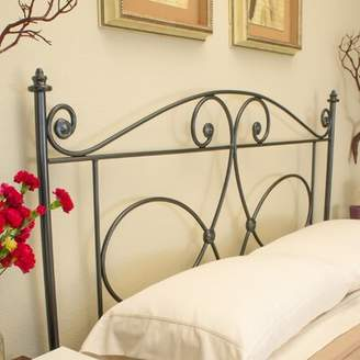 Benicia Foundry and Iron Works Hawthorne Open-Frame Headboard Benicia Foundry and Iron Works