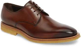 To Boot Caruso Plain Toe Derby