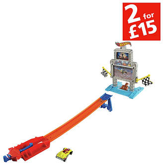 Hot Wheels Coil Playset