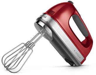 KitchenAid 9 Speed Hand Mixer - KHM92