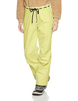 Billabong (ビラボン) - [ビラボン] [レディース] 透湿 撥水 スノーパンツ 2L (テイラーFIT) [ AI01L-705 / Light Shell Pants ] スノーボード ウェア BLS_ピンク US L (日本サイズL相当)