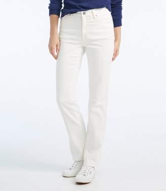 L.L. Bean L.L.Bean 1912 Jeans, Classic Fit Straight-Leg