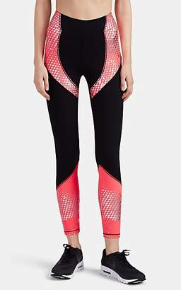 Sàpopa Women's Androide Graphic Colorblocked Leggings - Black