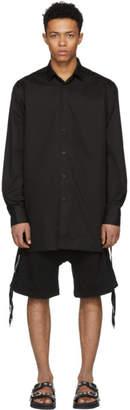 D by D Black Side String Shirt
