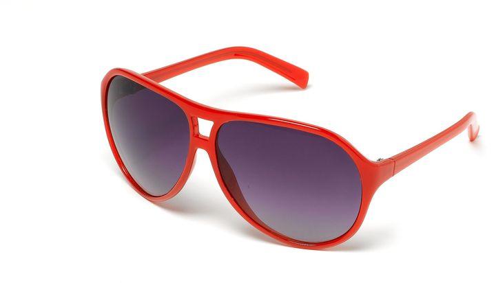 M:UK Silvio oversized aviator sunglasses