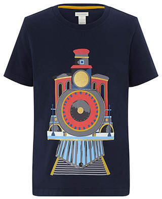 Monsoon Talon Train Flipbook Tee