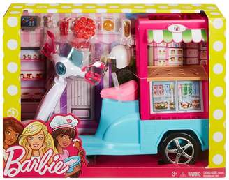 Barbie Bistro Scooter