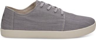 Grey Denim Men's Payton Sneakers
