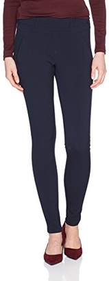 Kaffe Women's Jillian Sofie Pant Trousers, Blau (Midnight Marine 52737)