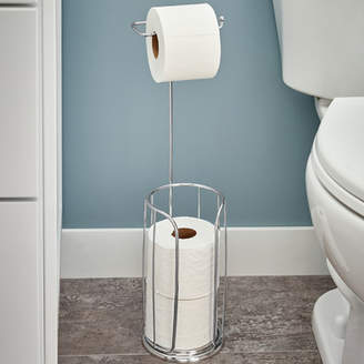 Franklin Brass Freestanding Toilet Paper Holder
