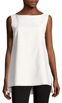 ADAM by Adam Lippes Asymmetric Sleeveless Blouse